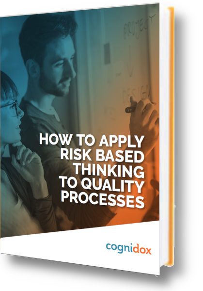 How to apply risk-based thinking to quality processes eBook