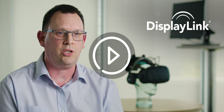 DisplayLink-Vice President-speaks-about=Document Management
