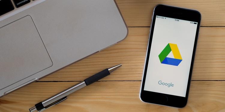 Google Drive as DMS