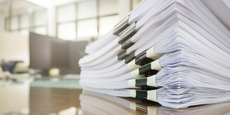 a great document management system