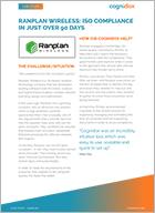 Ranplan fast ISO 9001 compliance