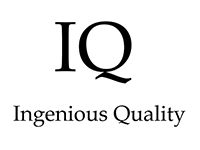 Ingenious Quality Logo