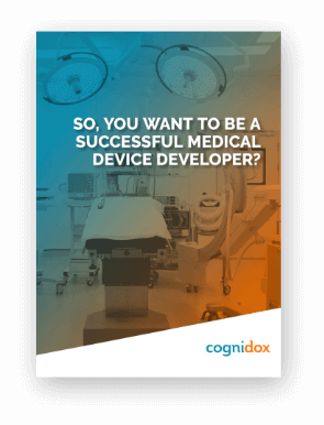 Successful medical device development