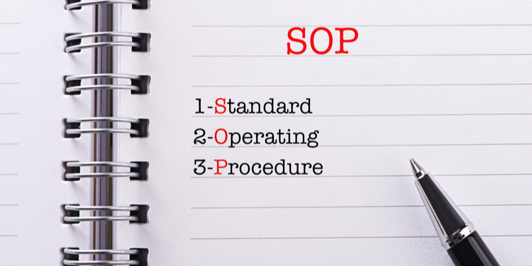 7 Tips For Documenting SOPs (Standard Operating Procedures)