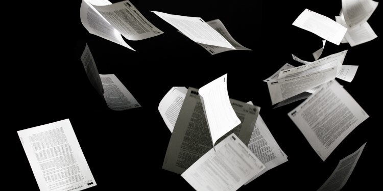 flying business documents