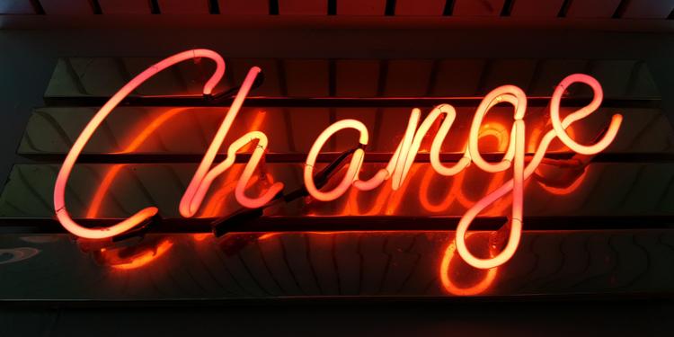 Change control process GxP compliance
